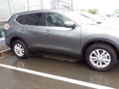 Nissan X-Trail 2017 отзыв автора | Дата публикации 27.07.2017.