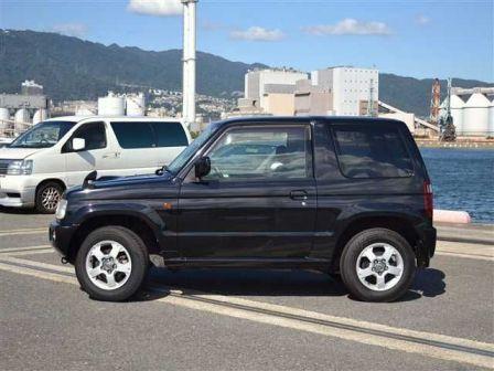 Mitsubishi Pajero Mini 2011 - отзыв владельца