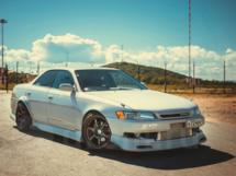 Toyota Mark II 1995 отзыв владельца | Дата публикации: 27.07.2017