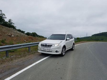 Subaru Forester 2009 - отзыв владельца