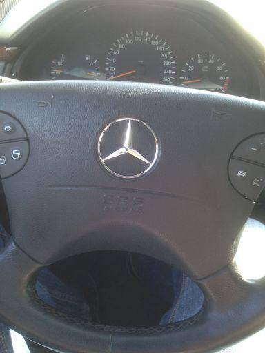 Mercedes-Benz E-Class, 2000