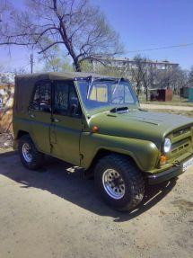 УАЗ 469, 1984