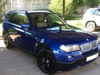 BMW X3 2007 отзыв автора | Дата публикации 29.07.2017.