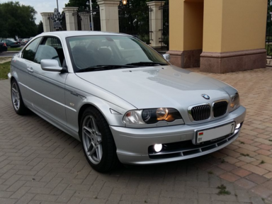 BMW 3-Series 2001 отзыв автора | Дата публикации 19.08.2011.
