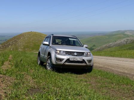 Suzuki Grand Vitara 2014 - отзыв владельца