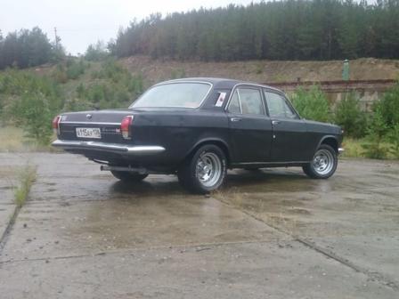 ГАЗ 24 Волга 1984 - отзыв владельца