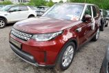 Land Rover Discovery. ТЕМНО-КРАСНЫЙ (MONTALCINO RED)