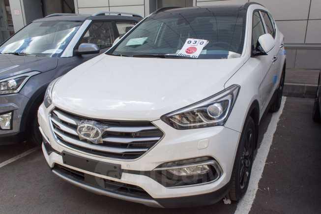 Hyundai Santa Fe, 2018 год, 2 534 000 руб.