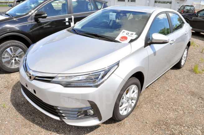 Toyota Corolla, 2018 год, 1 370 000 руб.