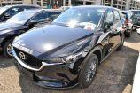 Mazda CX-5. JET BLACK MICA (ЧЕРНЫЙ) (41W)