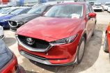 Mazda CX-5. SOUL RED METALLIC (КРАСНЫЙ) (41V/46V)