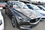 Mazda CX-5. TITANIUM FLASH METALLIC (СЕРО-КОРИЧНЕВЫЙ) (42S)