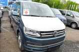 Volkswagen Multivan. СИНЕ-ЗЕЛЁНЫЙ `BAMBOO GARDEN`, МЕТАЛЛИК (3T)