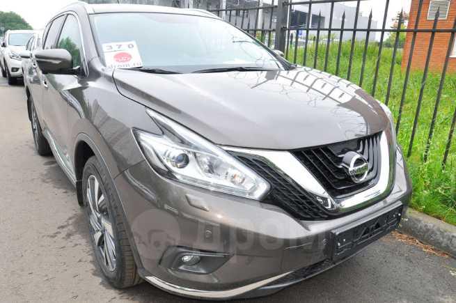 Nissan Murano, 2018 год, 2 850 000 руб.