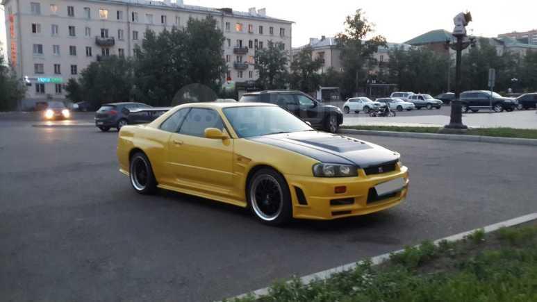 Nissan Skyline, 1999 год, 600 000 руб.