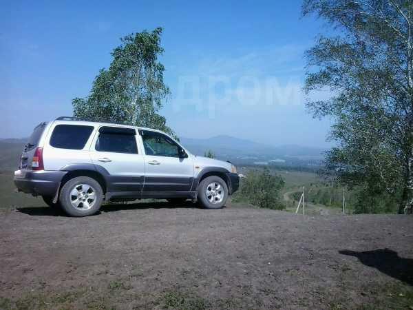 Mazda Tribute, 2003 год, 385 000 руб.