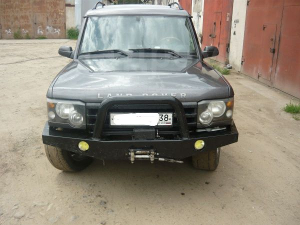 Land Rover Discovery, 2003 год, 400 000 руб.