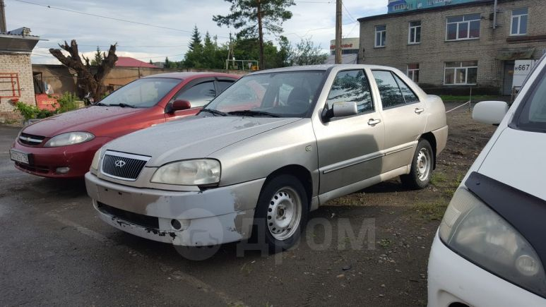 Chery Amulet A15, 2007 год, 89 999 руб.