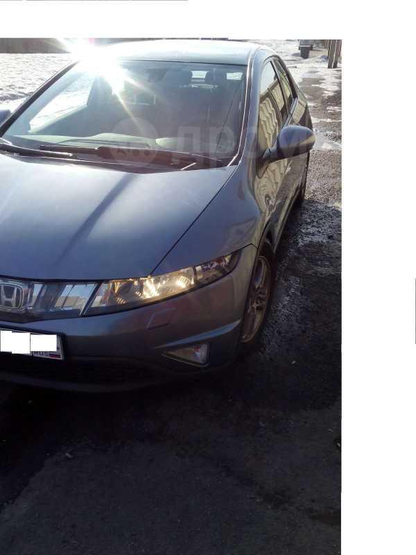 Honda Civic, 2008 год, 310 000 руб.