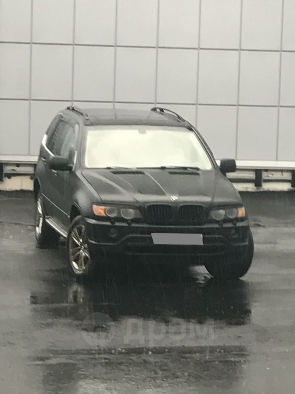 BMW X5, 2000 год, 500 000 руб.
