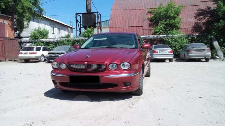 Jaguar X-Type, 2005 год, 370 000 руб.