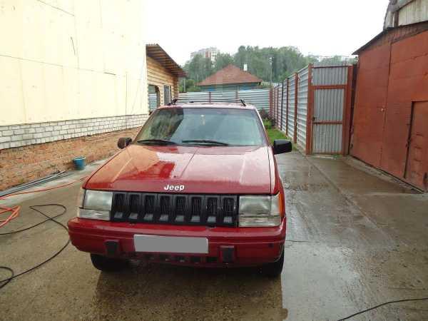 Jeep Grand Cherokee, 1994 год, 300 000 руб.