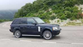 Новороссийск Range Rover 2007
