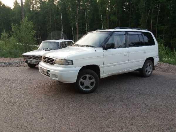 Mazda Efini MPV, 1996 год, 225 000 руб.
