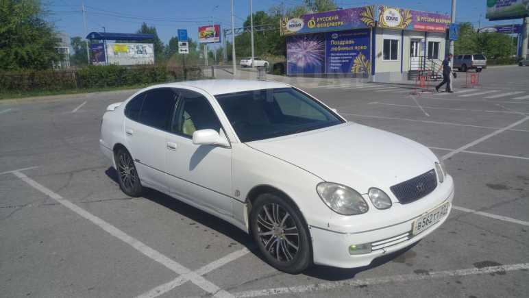 Toyota Aristo, 1999 год, 330 000 руб.