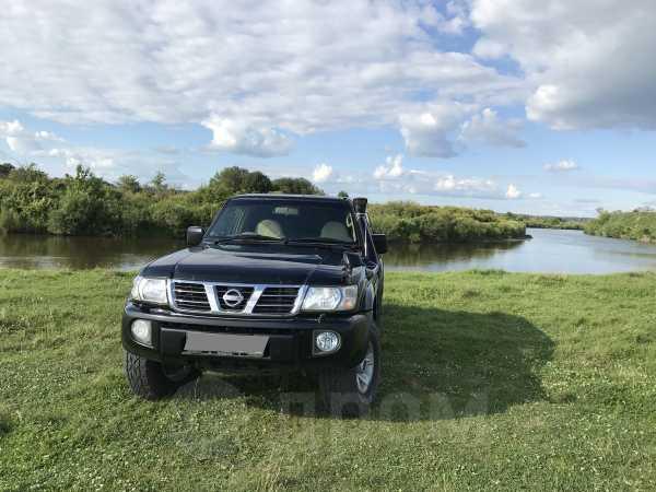 Nissan Safari, 2003 год, 970 000 руб.