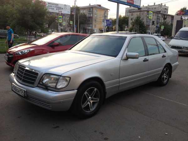 Mercedes-Benz S-Class, 1997 год, 625 000 руб.