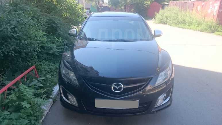 Mazda Mazda6, 2008 год, 640 000 руб.