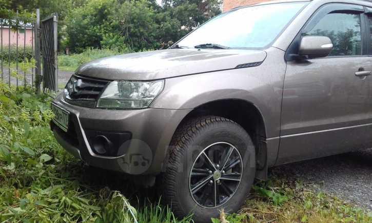 Suzuki Grand Vitara, 2014 год, 1 099 000 руб.