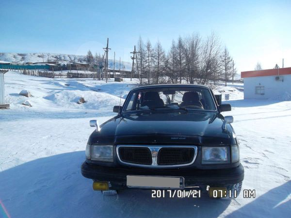 ГАЗ 3110 Волга, 2001 год, 80 000 руб.
