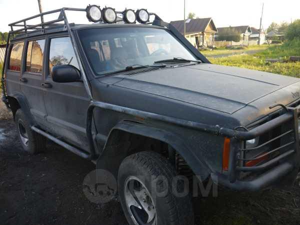 Jeep Cherokee, 1998 год, 370 000 руб.
