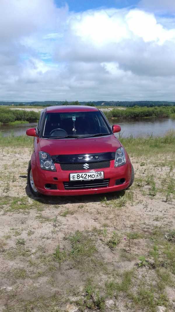 Suzuki Swift, 2007 год, 370 000 руб.