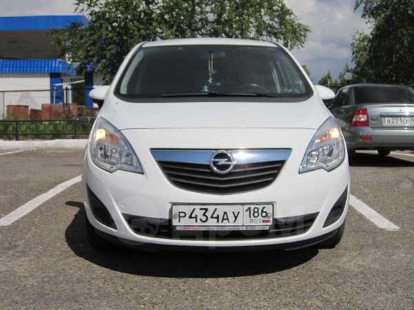 Opel Meriva, 2013 год, 555 000 руб.