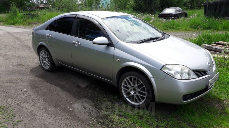 Nissan Primera, 2003 год, 190 000 руб.