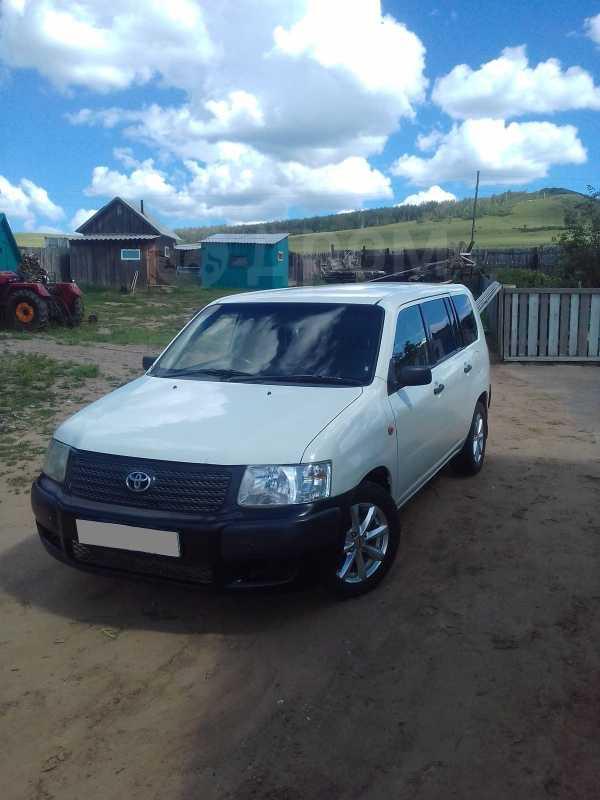 Toyota Succeed, 2003 год, 270 000 руб.
