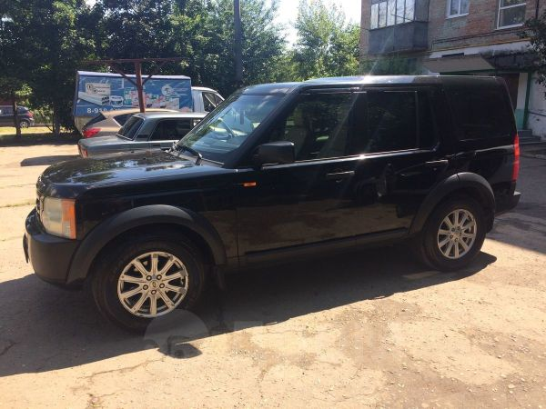 Land Rover Discovery, 2007 год, 880 000 руб.