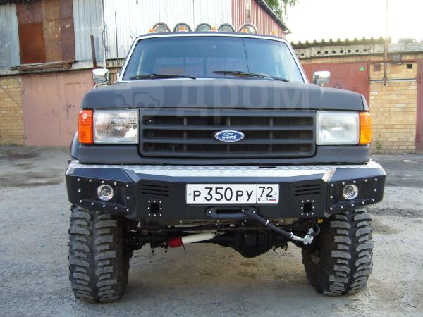 Ford F350, 1991 год, 1 200 000 руб.