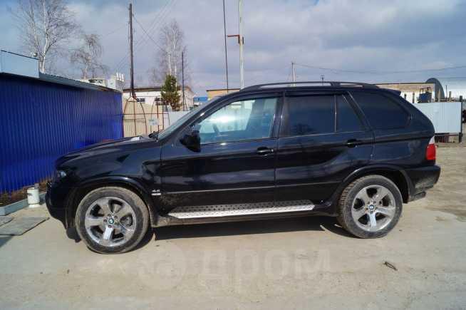 BMW X5, 2005 год, 630 000 руб.
