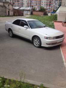Новосибирск Chaser 1995