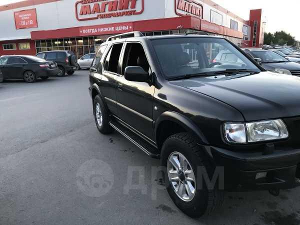 Opel Frontera, 2002 год, 370 000 руб.