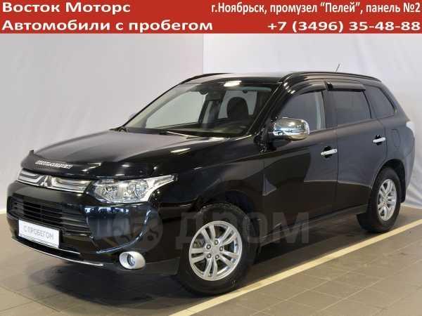 Mitsubishi Outlander, 2013 год, 1 135 000 руб.