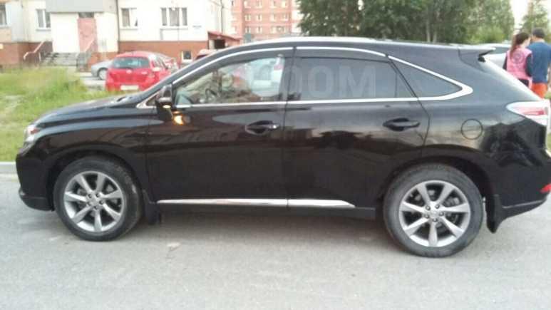 Lexus RX350, 2014 год, 1 959 990 руб.