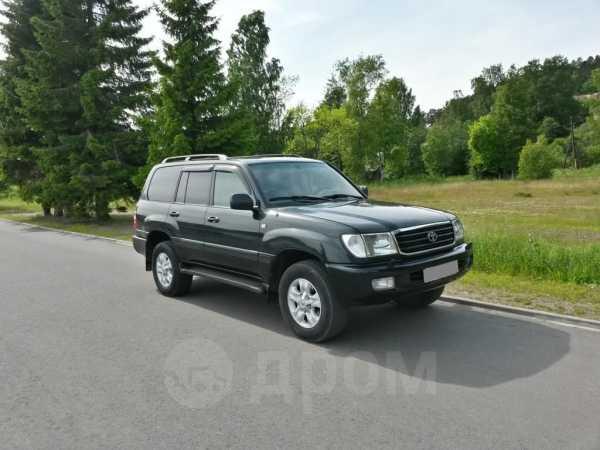 Toyota Land Cruiser, 2001 год, 950 000 руб.