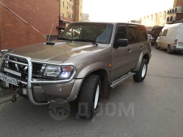 Nissan Patrol, 2001 год, 750 000 руб.
