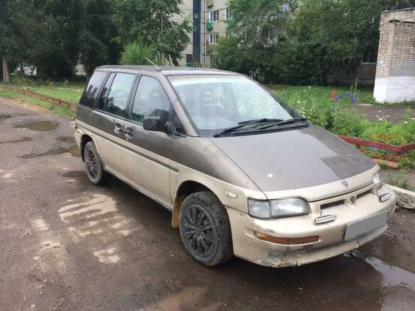 Nissan Prairie, 1989 год, 40 000 руб.