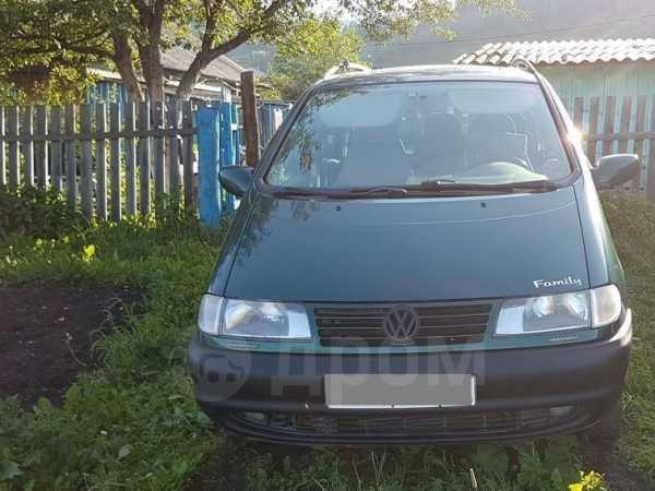 Volkswagen Sharan, 1998 год, 301 000 руб.